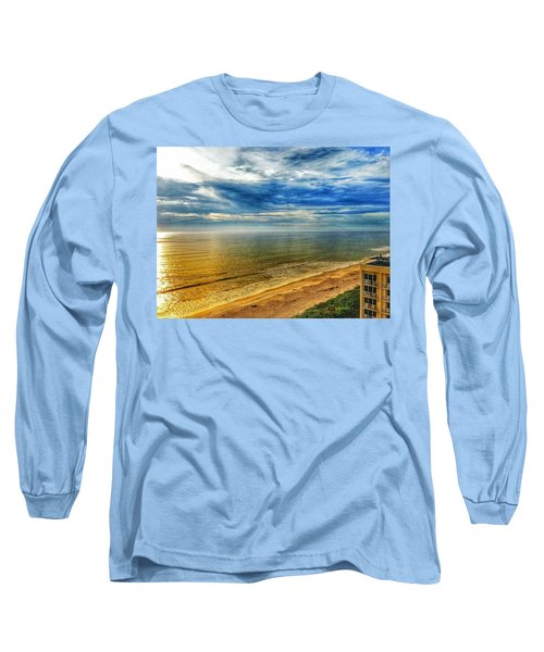 Gold Beach  Long Sleeve T-Shirt
