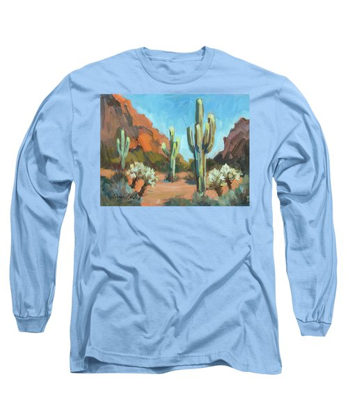 Gold Canyon Long Sleeve T-Shirt