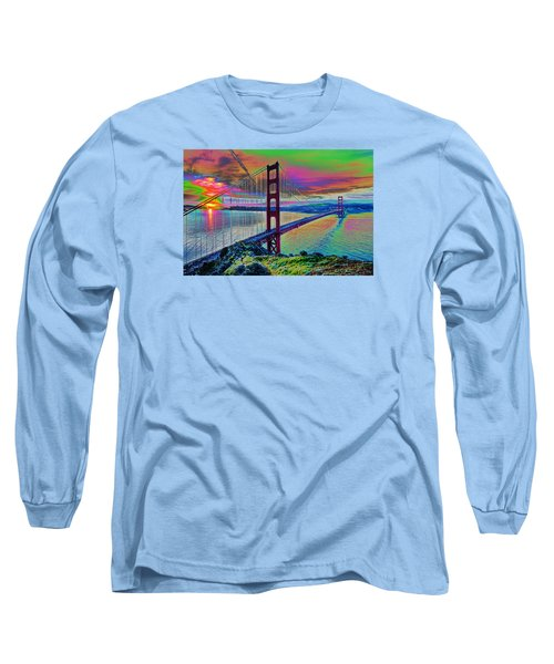 Golden Gate 1 Long Sleeve T-Shirt