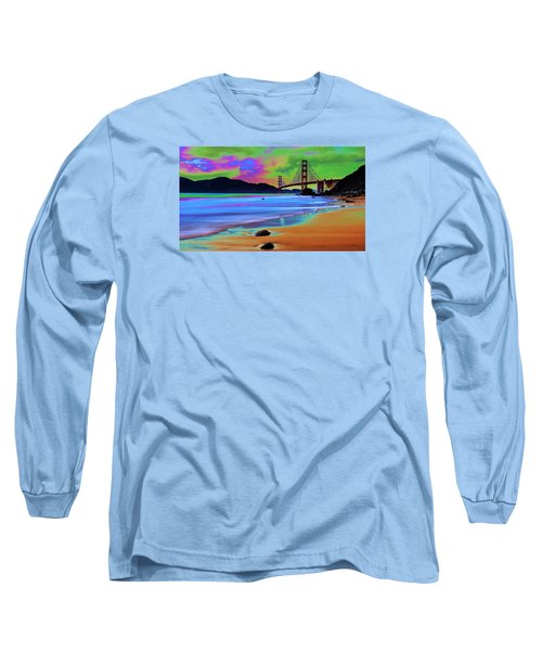 Golden Gate 2 Long Sleeve T-Shirt