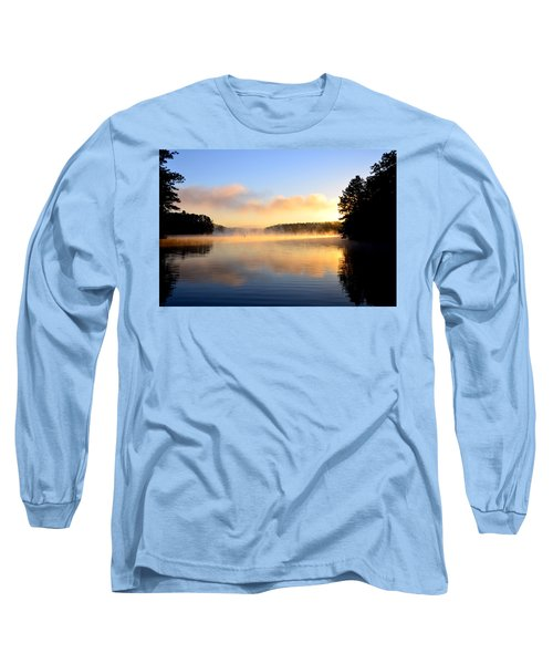 Golden Mist Long Sleeve T-Shirt
