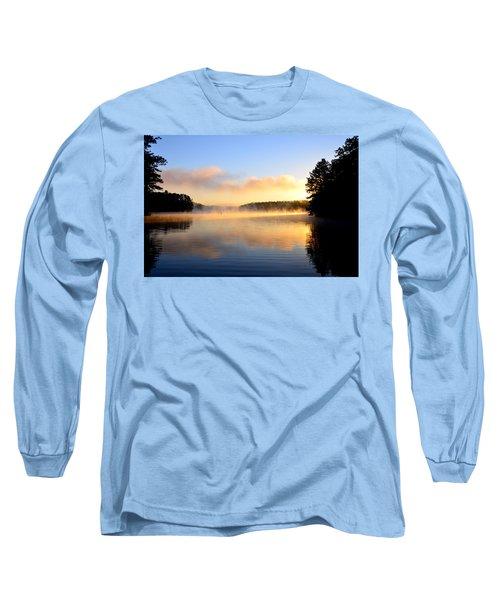 Golden Mist Long Sleeve T-Shirt