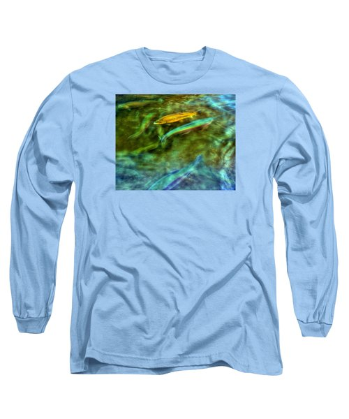 Golden Trout Long Sleeve T-Shirt