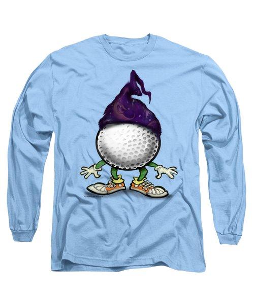 Golf Wizard Long Sleeve T-Shirt