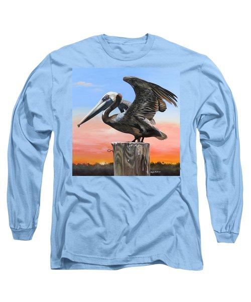 Good Morning Florida Long Sleeve T-Shirt