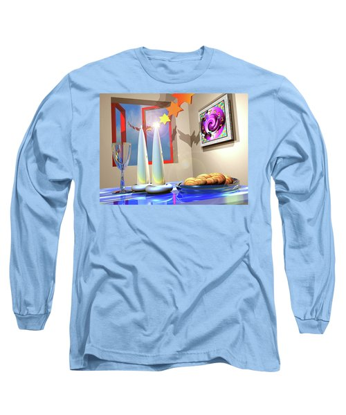 Good Shabbos Long Sleeve T-Shirt