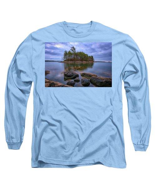 Googins Island Long Sleeve T-Shirt