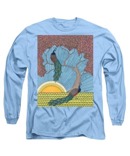 Grace And Beauty Long Sleeve T-Shirt