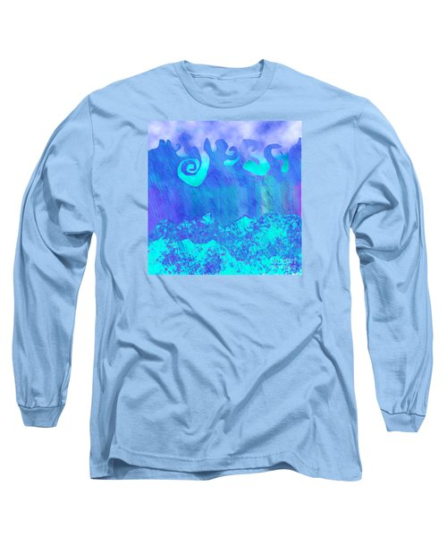 Grace Of Rain Long Sleeve T-Shirt