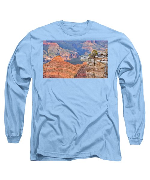 Long Sleeve T-Shirt featuring the photograph Grand Canyon 2 by Debby Pueschel