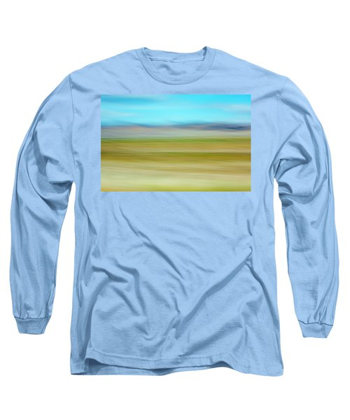 Long Sleeve T-Shirt featuring the photograph Grand Junction by Shara Weber