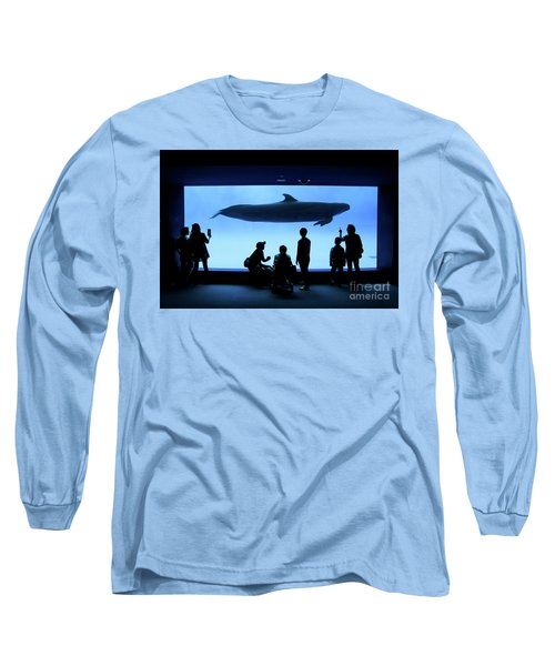Grand Whale Long Sleeve T-Shirt