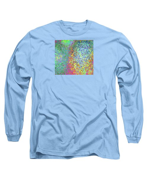 Grass On The Wall Long Sleeve T-Shirt