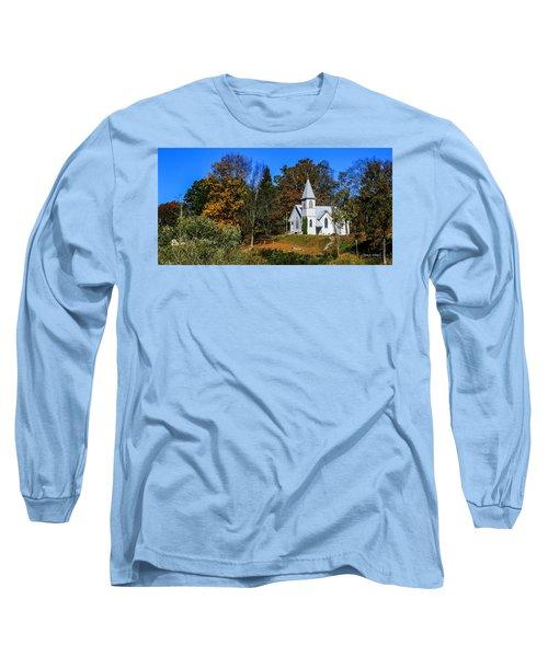 Grassy Creek Methodist Church Long Sleeve T-Shirt