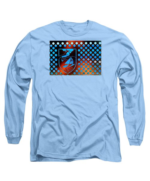 Long Sleeve T-Shirt featuring the photograph Grate View by Richard Patmore