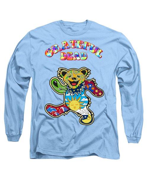 Grateful Dead Long Sleeve T-Shirt