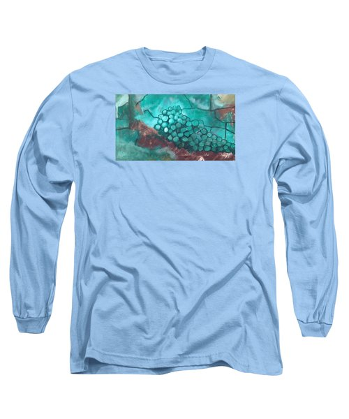 Green Grapes Long Sleeve T-Shirt