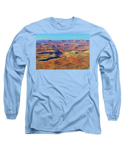 Green River Canyon Long Sleeve T-Shirt