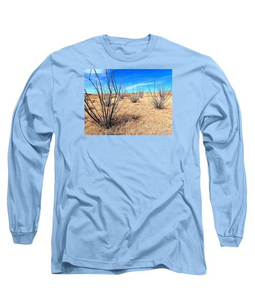 Ground Level - New Mexico Long Sleeve T-Shirt