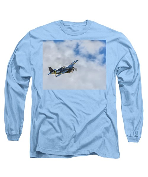Grumman F4f Wildcat Long Sleeve T-Shirt
