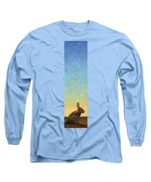 Guard Long Sleeve T-Shirt by James W Johnson
