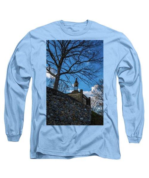 Guarded Summit Memorial Long Sleeve T-Shirt