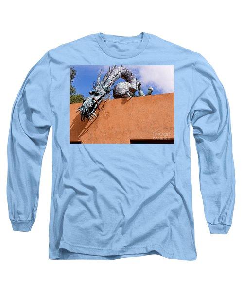 Santa Fe Guardian Dragon Long Sleeve T-Shirt