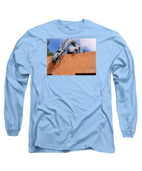 Santa Fe Guardian Dragon Long Sleeve T-Shirt