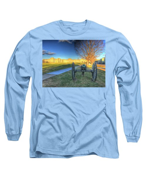 Guarding The Gate Long Sleeve T-Shirt