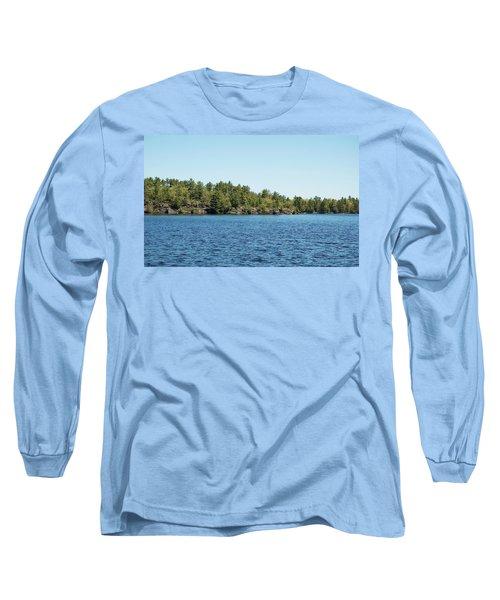 Gull Lake Long Sleeve T-Shirt