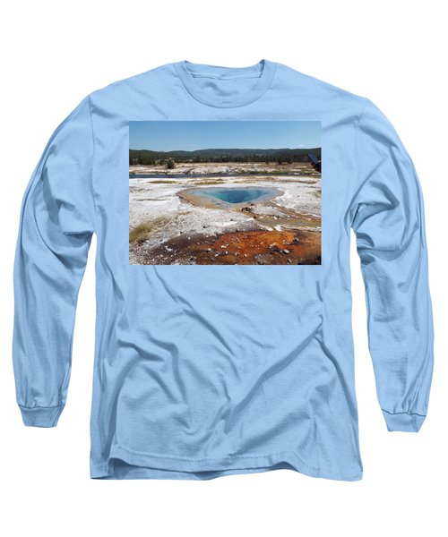 Gyser Basin Long Sleeve T-Shirt
