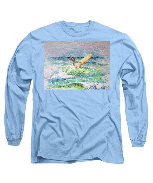 H2ooh Long Sleeve T-Shirt