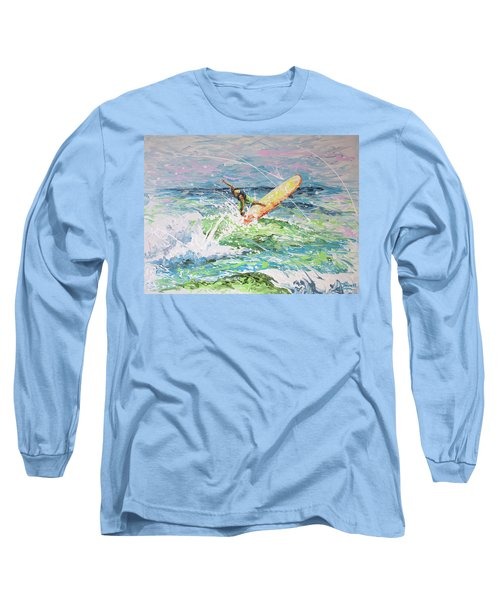 H2ooh Long Sleeve T-Shirt