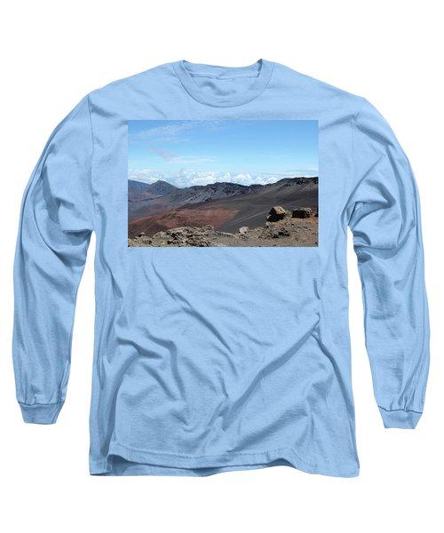 A Sleeping Giant Long Sleeve T-Shirt