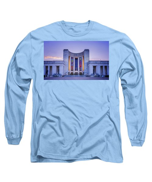 Hall Of State Texas Long Sleeve T-Shirt