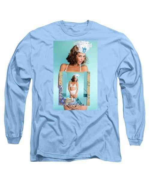 Beautiful Jewish Women Long Sleeve T-Shirt