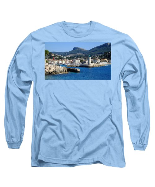 Harbor Of Cassis Long Sleeve T-Shirt