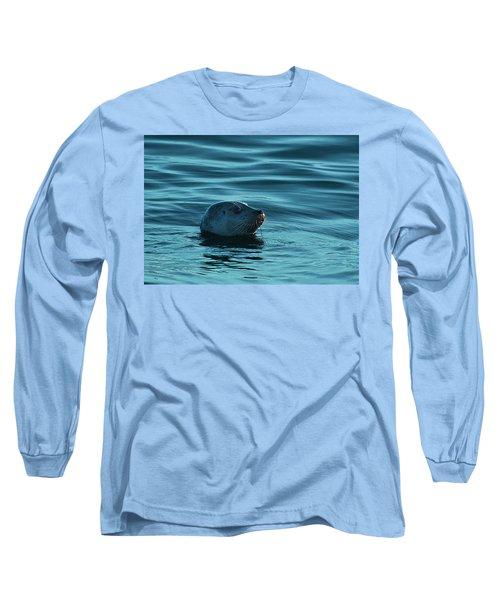Harbor Seal Long Sleeve T-Shirt