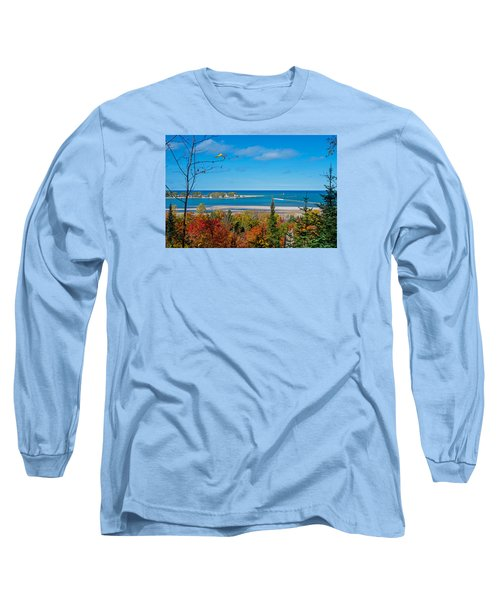 Harbor View  Long Sleeve T-Shirt