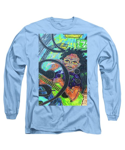 Hard Bass Nights Long Sleeve T-Shirt