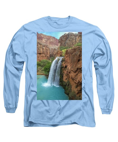 Havasu Falls Grand Canyon Long Sleeve T-Shirt