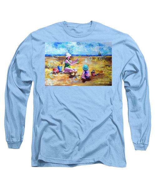 Childhood  #2 Long Sleeve T-Shirt