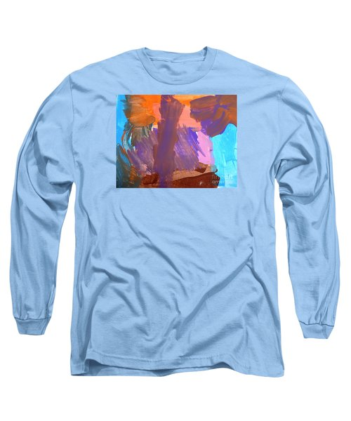Hawaii Long Sleeve T-Shirt by Fred Wilson