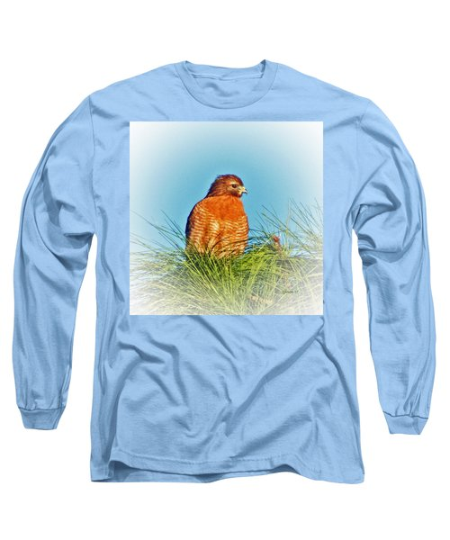 Hawk High Long Sleeve T-Shirt