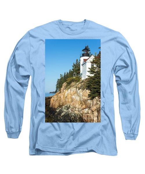 Head Lighthouse Long Sleeve T-Shirt