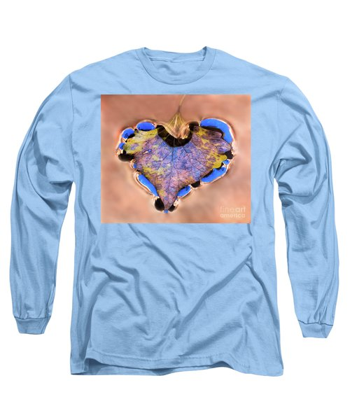 Heart Of Zion Utah Adventure Landscape Art By Kaylyn Franks Long Sleeve T-Shirt