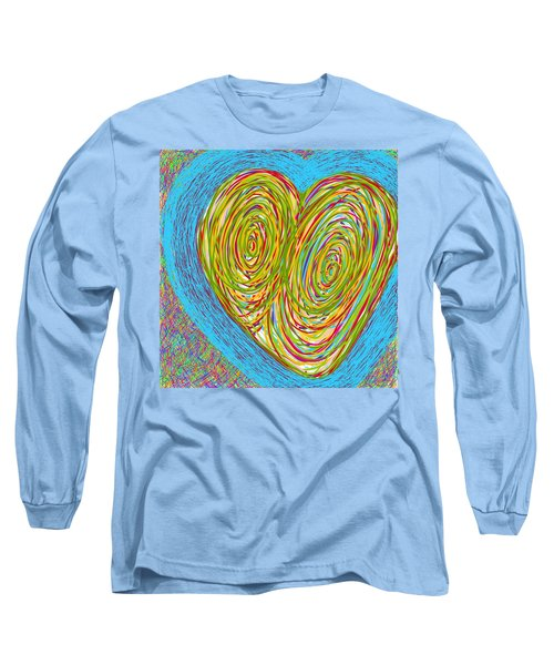 Hearts As One Long Sleeve T-Shirt