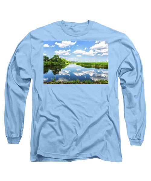 Heaven On Earth Long Sleeve T-Shirt