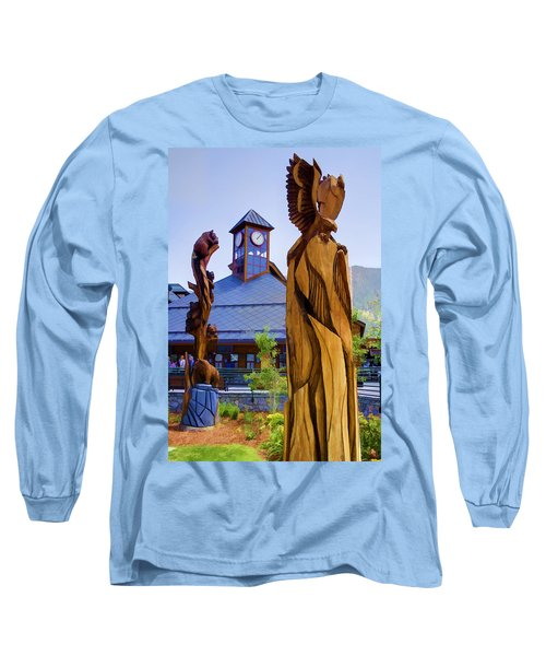 Heavenly Carvings Long Sleeve T-Shirt