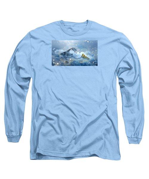 Heavenly Shells Long Sleeve T-Shirt